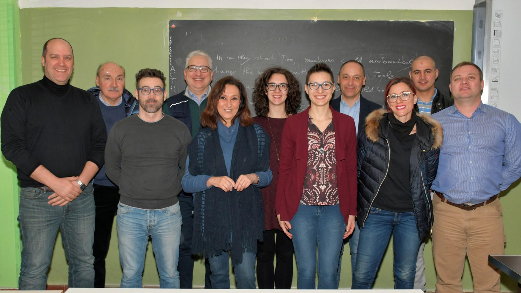 corso INGLESE TECINICO 2019