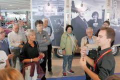 visita Museo NICOLIS  2019