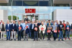 visita SACMI IMOLA 2019