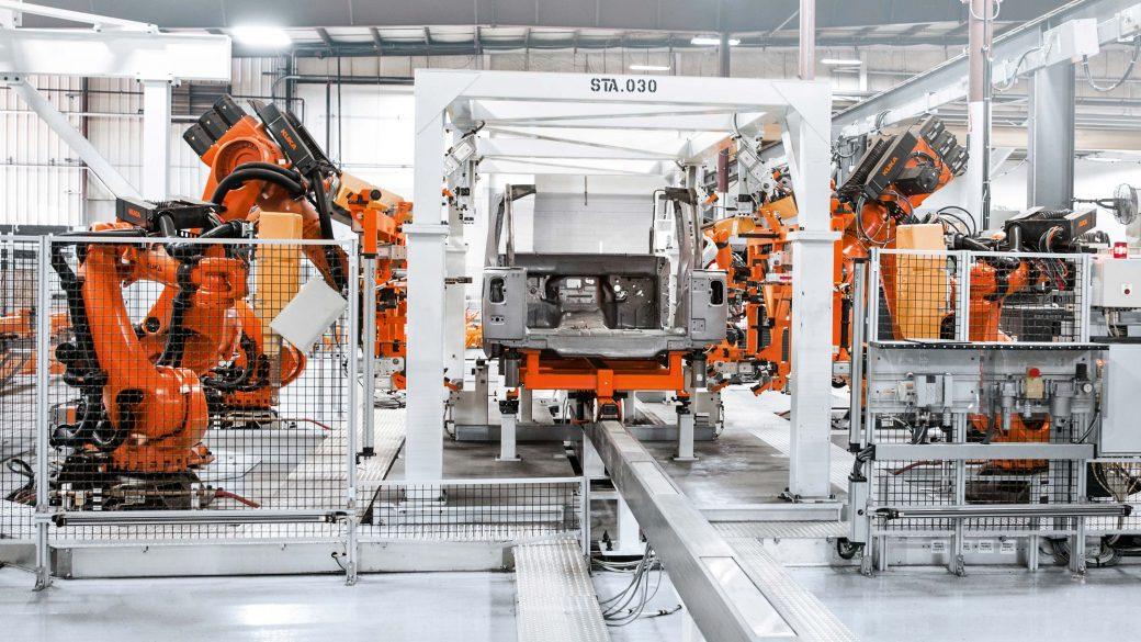 9 Dicembre – La robotica mobile e la Matrix Manufacturing